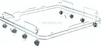 Stelaż bazowy,  jezdny 495x432x140 mm, HYDRIM C61