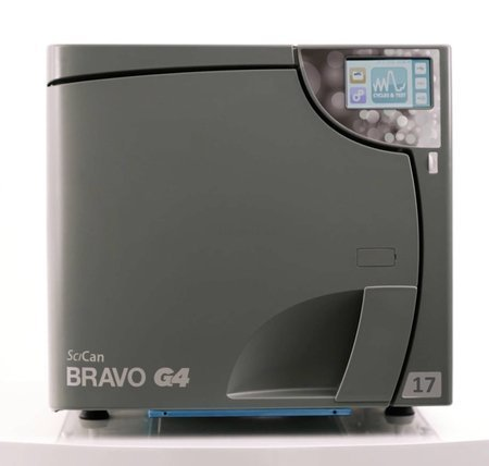 Autoklaw BRAVO G4  17L - konfigurator
