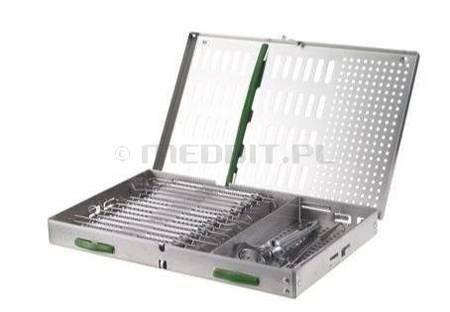 Sys-TM-8 x 11A - Kaseta na 14 instrumentów