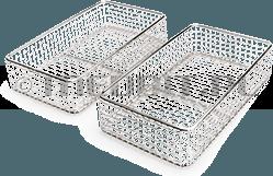 Zestaw dwóch koszy narzędziowych HYDRIM M2/C61 (01-114818)